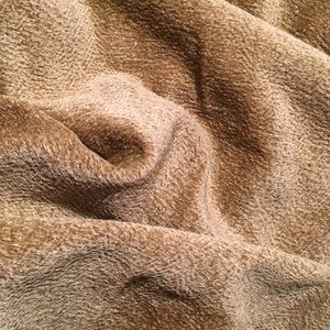 DONGHIA ASTRAKHAN CHENILLE FABRIC 3 3/4 yds